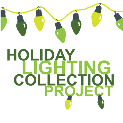 The Jackson County Energy District Encourages Recycling Old Holiday Lights & Replacement with LED Lighting